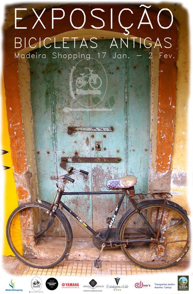 Exposição de Bicicletas Antigas