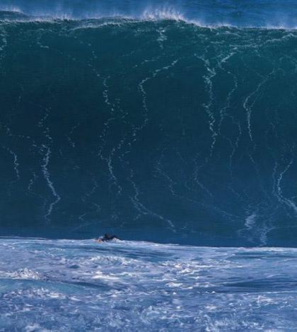 Madeira Big Wave