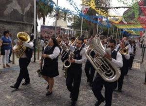 XXX Encontro Regional de Bandas na Madeira