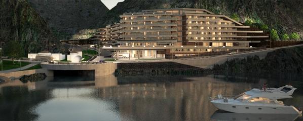 Saccharum Hotel Calheta