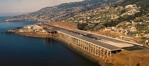 Aeroporto da Madeira cresceu